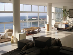 Luxury flat in Copacabana